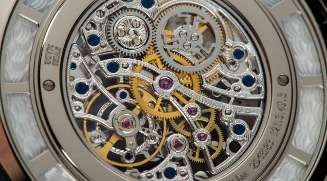 The Hottest Watch Movements