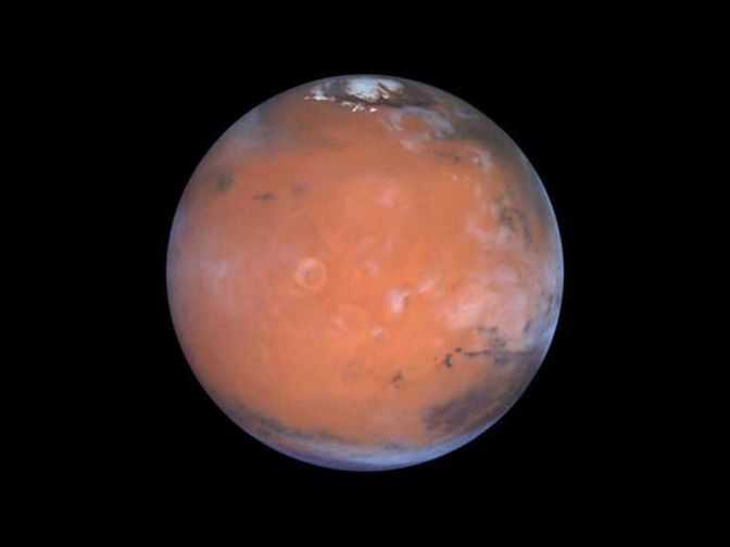 Salty Water Under the Surface of Mars Could Have Enough Oxygen for Life