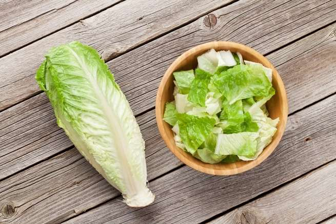 The CDC says everyone needs to toss their romaine
