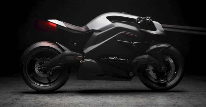 THE ARC VECTOR MAY BE THE WORLD'S MOST ADVANCED ELECTRIC MOTORCYCLE