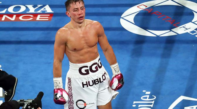 Gennady Golovkin Is Down to Fight Conor McGregor and Khabib