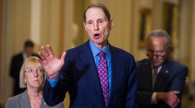 Wyden Unveils New Plan to Protect Private Data, Restore 'Do Not Track,' and Jail Reckless CEOs