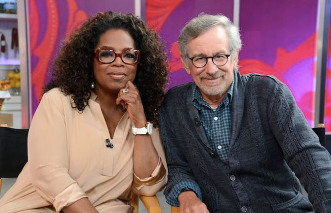 Oprah and Steven Spielberg to Produce 'The Color Purple' Movie Musical