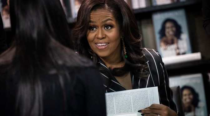 Michelle Obama Adds 21 Book Tour Stops As 'Becoming' Sales Top 3 Million