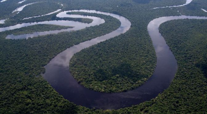 Catastrophic Oil Spill in the Peruvian Amazon Pits State Energy Company Against Local Tribe