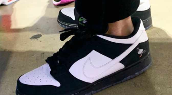 New Details Revealed on Updated 'Pigeon' Dunk