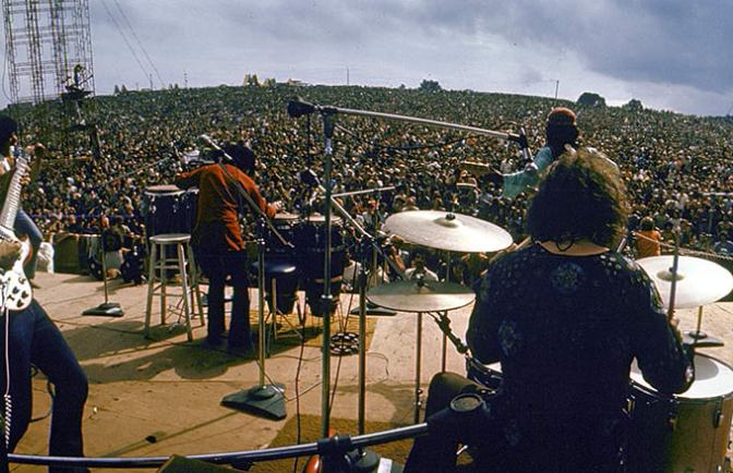 Woodstock Returning to Original Site for 50th Anniversary