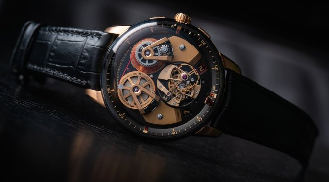 Christophe Claret Marks 10th Anniversary With The Angelico