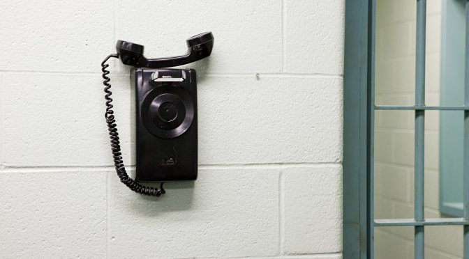 US prisons are reportedly creating 'voice print' databases
