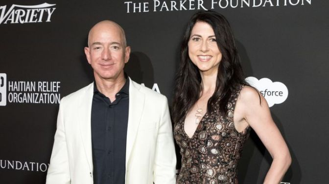 Amazon CEO Jeff Bezos' $140B divorce: What you need to know