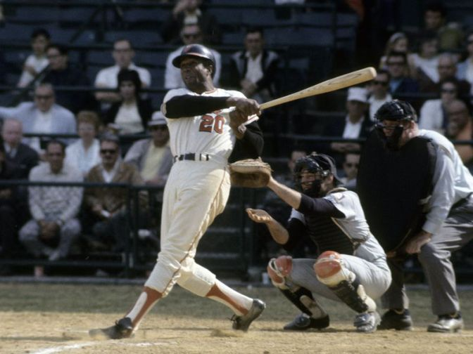 Smithsonian Curator Weighs in on Legacy of Frank Robinson, Barrier-Breaking Baseball Great