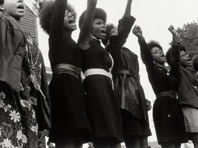 The Women of the Black Panther Party and Their Powerful Influence