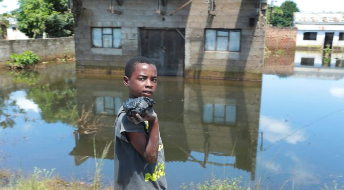 Southern African Countries Face Disease Outbreaks, Mental Health Crisis in Wake of Cyclone Idai