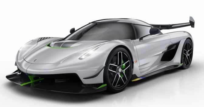 KOENIGSEGG JESKO IS THE WORLD'S FIRST 300 MPH CAR