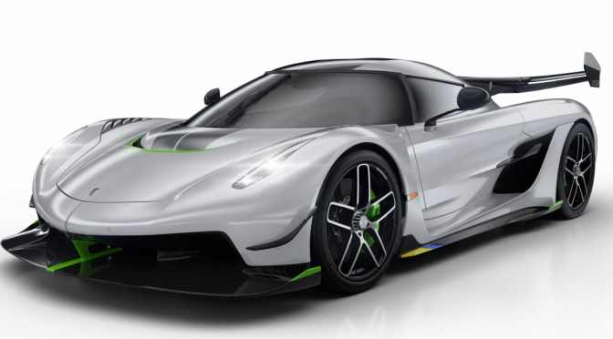 KOENIGSEGG JESKO IS THE WORLD'S FIRST 300 MPH CAR