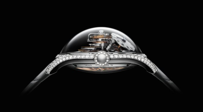 MB&F Dedicates The Legacy Machine FlyingT To Women