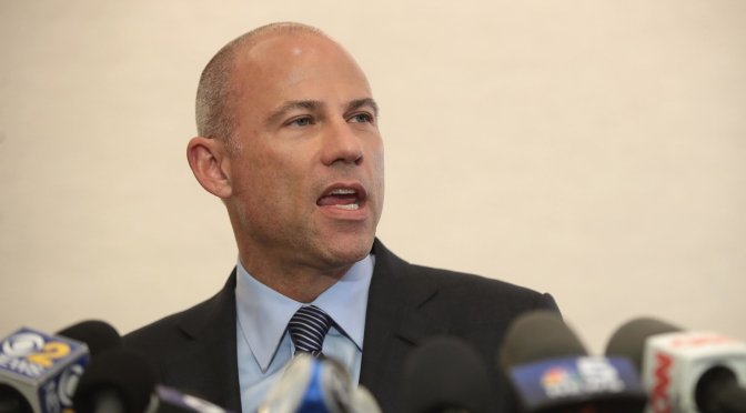Lawyer Michael Avenatti Arrested for Attempting to Extort $20 Million From Nike