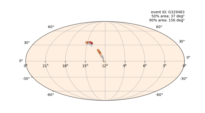 Gravitational Wave Detectors Spot Two Potential Black Hole Collisions in a Week