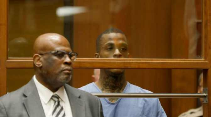 Attorney Chris Darden Will No Longer Defend Alleged Nipsey Hussle Murderer Eric Holder