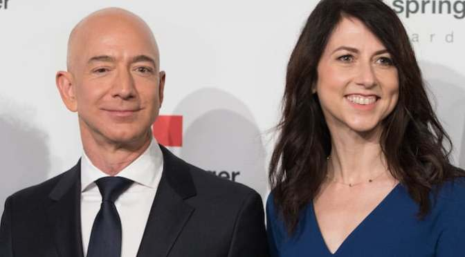 Jeff Bezos' Ex-Wife MacKenzie Bezos Will Give Half Her $36.6 Billion Fortune to Charity