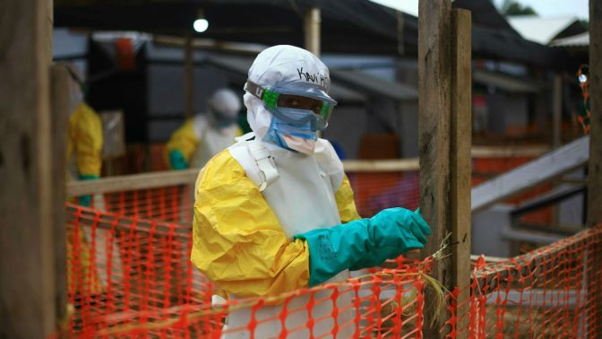 Second Worst Ebola Outbreak in History Is Now Killing 66 Percent of People Who Become Infected
