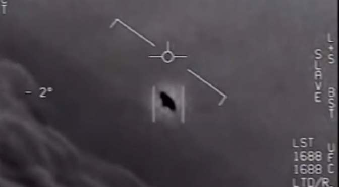 NAVY PILOTS REPORT MULTIPLE STRANGE UFO ENCOUNTERS