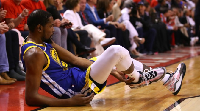 Kevin Durant Had Surgery to Repair Ruptured Achilles