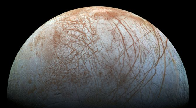 The Hidden Ocean Beneath Europa's Frozen Crust May Contain Basic Table Salt