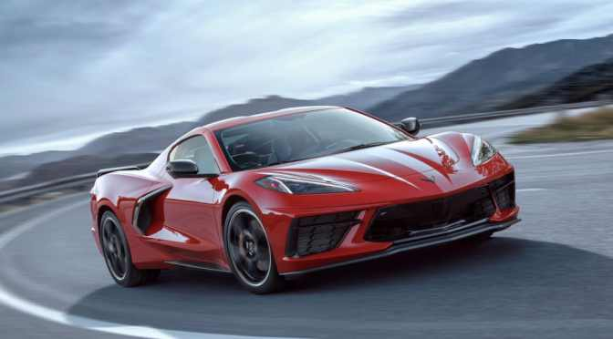 CHEVROLET UNLEASHES FASTEST AND MOST POWERFUL CORVETTE STINGRAY EVER