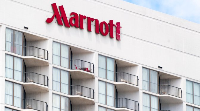 Marriott faces $123 million UK fine over data breach
