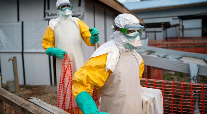 Ebola Outbreak Declared a Public Health Emergency by World Health Organization