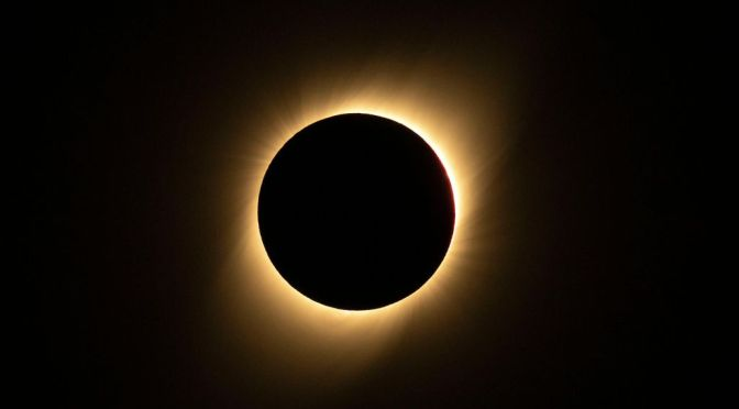 Photos Capture the Great South American Eclipse