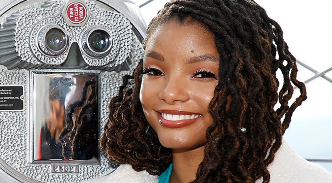 Disney Casts Halle Bailey as Ariel in Live-Action 'Little Mermaid'