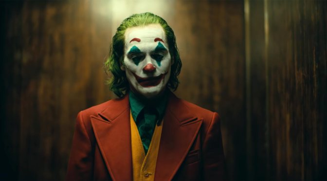 JOAQUIN PHOENIX GOES FULL CREEPY CLOWN IN 'JOKER' FINAL TRAILER