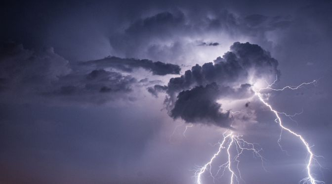 Lightning Struck Near the North Pole as the Arctic Continues to Unravel