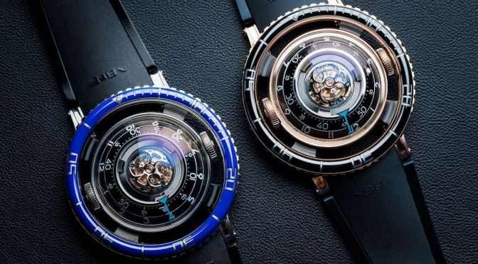 Presenting The HM7 'Aquapod' From MB&F