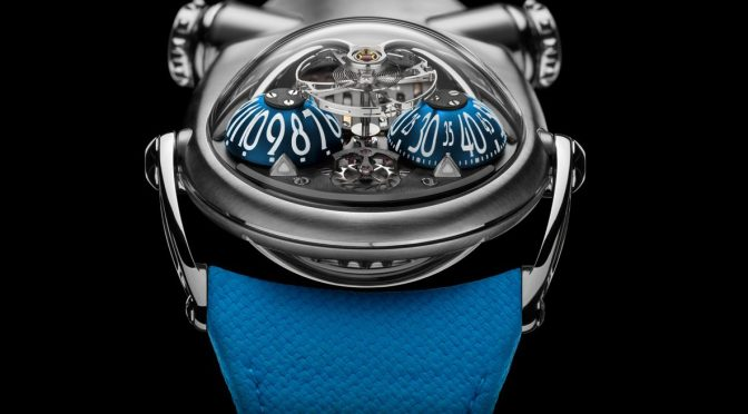 MB&F Launches the HM10 Bulldog