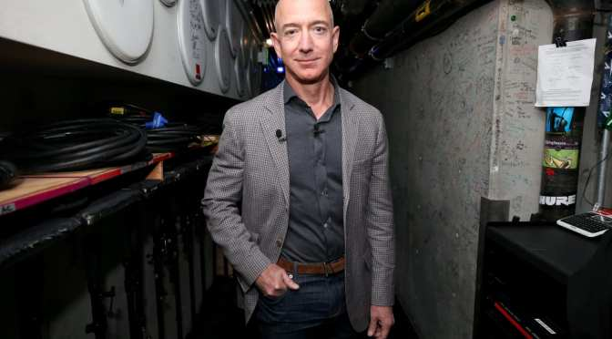 Amazon CEO Jeff Bezos grows fortune by $24bn amid coronavirus pandemic