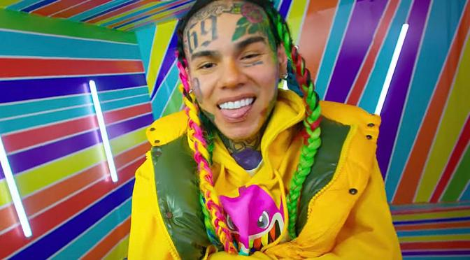 6ix9ine Apologizes to Fans and Explains Why He Snitched