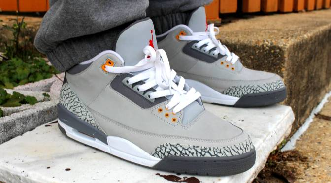 The 'Cool Grey' Air Jordan 3 Could Be Returning Next Year