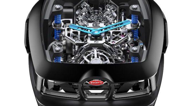 Go Full Throttle With The New Jacob & Co. X Bugatti Chiron Tourbillon