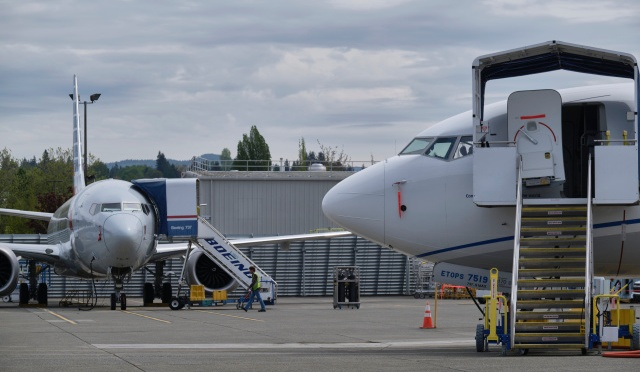 Boeing poised to start crucial 737 Max flight safety tests tomorrow