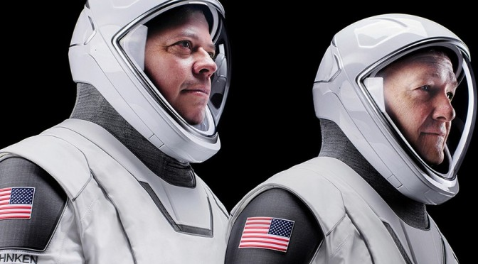 SPACEX EXPLAINS HOW DRAGON SPACESUITS WORK IN NEW VIDEO