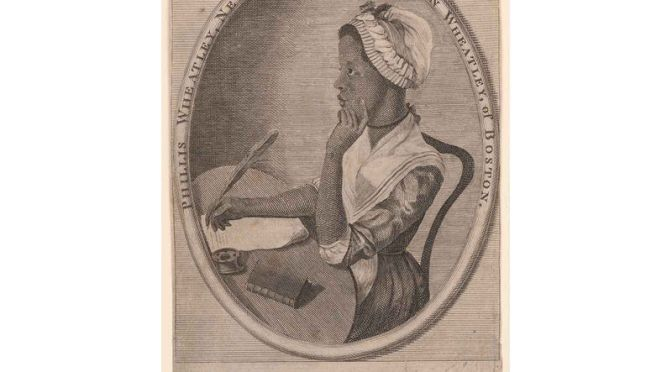 The Multiple Truths in the Works of the Enslaved Poet Phillis Wheatley