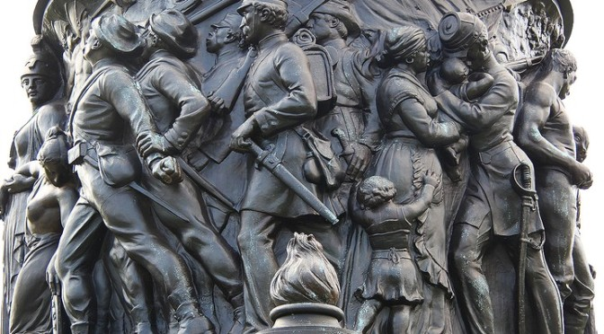 The Meaning of The Confederate Flag and What This Cruel War Was Over