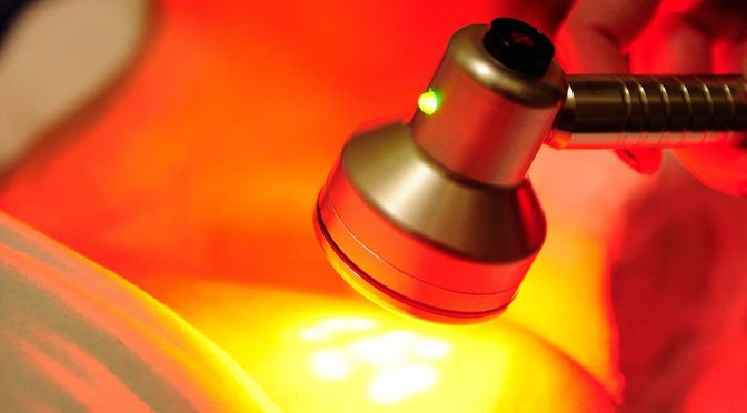 A Certain Frequency of Red Light Boosted People's Eyesight in New Study