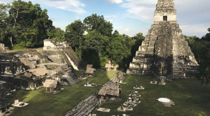 Why Did the Maya Abandon the Ancient City of Tikal?