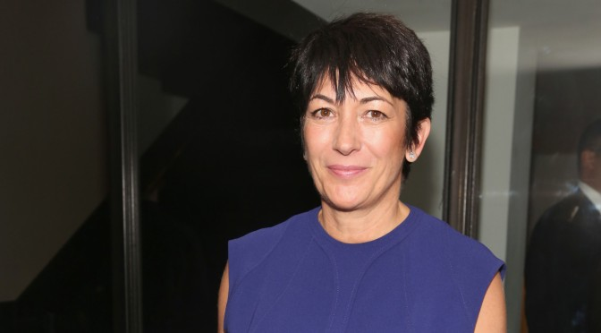 Jeffrey Epstein Associate Ghislaine Maxwell Reportedly Prepared to Out 'Big Names' to Help Case