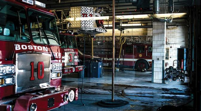 How a Black Fireman Brought a Pole Into the Firehouse