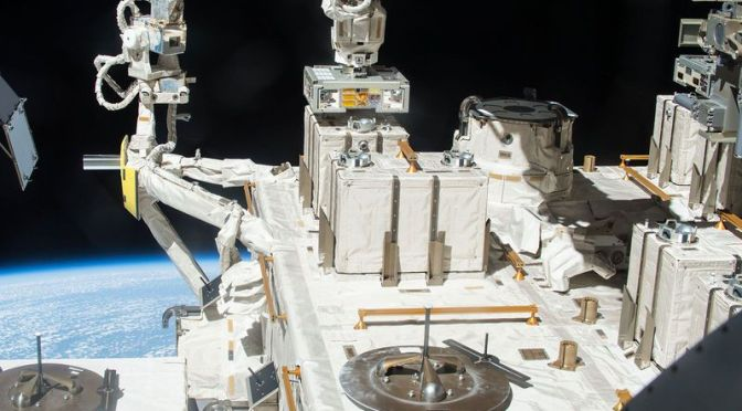 Scientists Discover Exposed Bacteria Can Survive in Space for Years